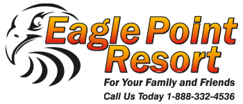 Eagle Point Resort - for family and friends logo